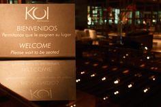 Welcome to Koi Bar! Grand Velas Riviera Maya, Mexico Resorts, Koi, Fun Activities, Wedding Venues, Entertaining, Playa Del Carmen, Lugares, Wedding Reception Venues