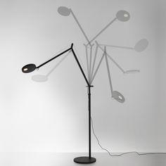 Artemide Demetra Lettura LED Stehleuchte bei lampenonline.de unter lampenonline.de/lampen/artemide/demetra/