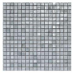 #Sicis #Murano Titanium 1 1,5x1,5 cm | #Vetro di #Murano | su #casaebagno.it a 230 Euro/collo | #mosaico #bagno #cucina