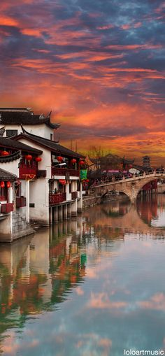 Fenghuang Old Town, Hunan, China  | In #China? Try www.importedFun.com for award winning #kid's #science |