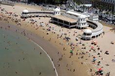 Playa de la Caleta, Cadiz