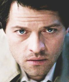 Misha #Collins as #Castiel