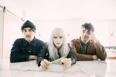 """Paramore announces new album, releases poppy single 'Hard Times'. Paramore has returned with a new single, """"Hard Times"""" and announced the release of their fifth album After Laughter, which will release on May Taylor York, Pop Punk, Paramore After Laughter, Mallory Knox, Jackie Gleason, Paramore Hayley Williams, Old Faces, Falling In Reverse, Bands"""