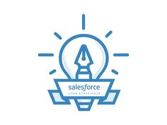 Salesforceux sticker