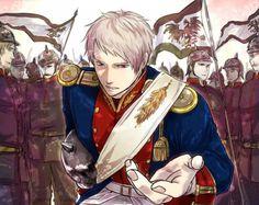 Historical Hetalia - Character: Prussia