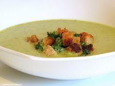 Rezepte mit Herz ♥: Brokkolicremesuppe - die Beste
