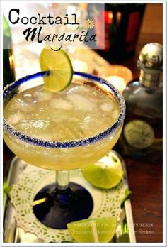 Cocktail Margarita 5 de Mayo is often taken as another excuse to gather with friends, have lots of beer, drink Margaritas, and eat guacamole with tortilla chips. Just like we use Saint Patrick's Day...Read More