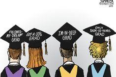 Congratulations grad cartoon