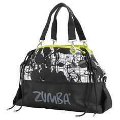 zumba gym bag | The Ultimate Zumba Gift Guide: Zumba Shoes, Zumba Clothes, Zumba DVDs