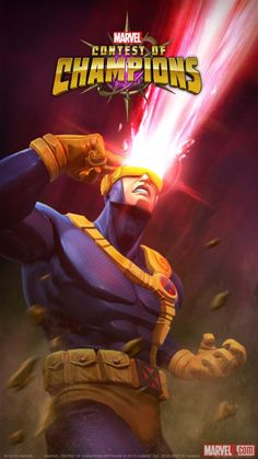 Cyclops in Marvel Contest of Champions