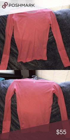 Lululemon Swifty Tech Long Sleeve Crew Like new, no trades lululemon athletica Tops Tees - Long Sleeve
