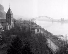 1945 WW2 Remagen Germany Ludendorff Bridge