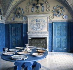 .Château de Drottningholm