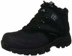 Columbia Men's Silcox Six Omni-Heat Snow Boot -- with Omni-heat reflective liner - #outdoors #winter #clothing