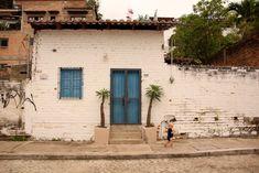 A neat house in Puerto Vallarta Centro.
