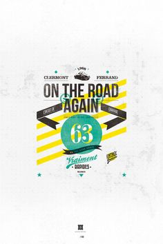 on the road again / anthony martinez