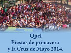 #Quel iniciará hoy sus fiestas de la Primavera y la Cruz de Mayo  ... ♪ ♫ #FiestasRiojanas ♪ ♫ ♪