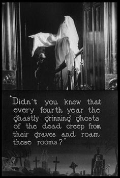 Haunted Spooks - 1919