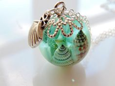 This seashell-filled necklace.   29 Accessories Every Mermaid Needs This Summer