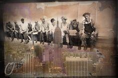 johanna Louvet 559 (Tous droits réservés).Photos de New york 2012.