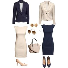 Navy and Neutral