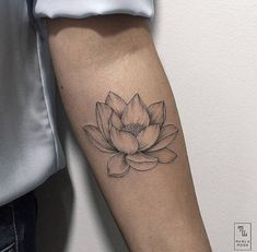 Lotus flower tattoo                                                                                                                                                      More