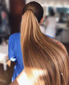 Long Hair is Beautifull Long Ponytail Hairstyles, Long Hair Ponytail, Long Ponytails, Beautiful Long Hair, Gorgeous Hair, Really Long Hair, Long Dark Hair, Cut My Hair, Hair Lengths