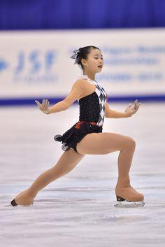 Yuna Shiraiwa Photos - 2015 Japan Figure Skating Championships - Day 3 - Zimbio