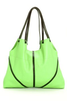 MK Totem Grocery Tote by Color Cures All: This Season's Best Bags on @HauteLook
