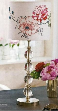 3 Capable Tips: Lace Lamp Shades Products lamp shades diy milk jug.Glass Lamp Shades Home lamp shades farmhouse pendant lights. Shabby Chic Lamp Shades, Rustic Lamp Shades, Modern Lamp Shades, Lace Lamp, Ceiling Lamp Shades, Cool Lamps, Lampshades, Decorate Lampshade, Shabby Chic Furniture
