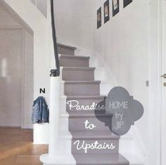 Upstairs to paradise