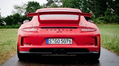 2014 Porsche 911 GT3 Test Drive - 2014 GT3 First Test Drive Review - Road & Track