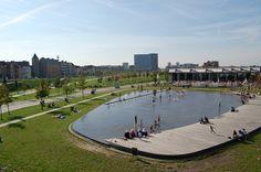 Park Spoor Noord #ligweide #recreatie