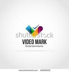 Video Logo Mark entertainment logo