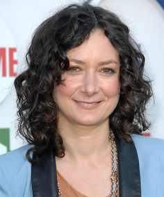 "Sara Gilbert - American Actress, TV Host - Was in the following TV shows : Roseanne, Big Bang Theory, ER. One of the Hosts of the Talk Show ""The Talk"""