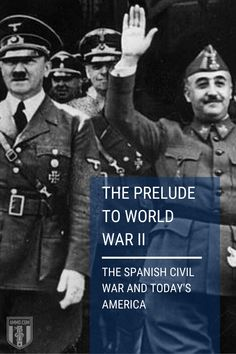 Is the Spanish Civil War a template for future civil unrest in the United States? Keep reading and learn more about The Prelude to World War II: The Spanish Civil War and Today's America a at Ammo.com. #ResistanceLibrary #SpanishCivilWar #FrancoistSpain #Lorca #SecondWorldWar Forced Labor, The Republic, World War Ii, Troops, Civilization, Donald Trump, Spanish, United States, Politics