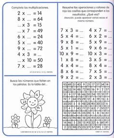 Foto: 3rd Grade Math, Second Grade, Math 4 Kids, Multiplication And Division, Homeschool Math, Homeschooling, Addition And Subtraction, Brain Teasers, Creative Kids