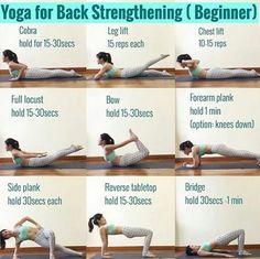 "Back strengthening. Bendy Yoga Wannabe (@bendyyogawannabe) on Instagram: ""Follow @yogawithjib for more ❤ ▪ ▪ ▪ #yoga #yogainspiration #yogaforbeginners #yogachallenge…"""