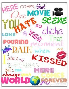 Here comesThat moment you hate superman kissed forevergirl