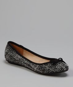 Another great find on #zulily! Black Evelyn Flat #zulilyfinds