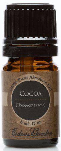 Cocoa 100% Pure Therapeutic Grade Absolute Oil- 5 ml Edens Garden,http://www.amazon.com/dp/B005CBJ83C/ref=cm_sw_r_pi_dp_CX.Ssb1EAFSZ5DP1