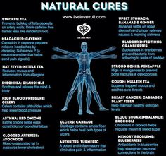 Natural cures - all plant based