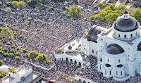 demostración de fé, gran caracteristicas del paraguayo