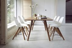 The Theo dining chair forms part of Out and Out Original's designer furniture range which uses environmentally friendly production processes and sustainable materials. Good design should not have to cost the earth.