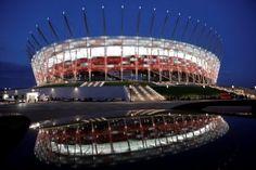 National Stadium: Warsaw, Poland