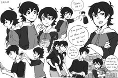 Keith & Shiro as adoptive brothers headcanon is PERFECTION