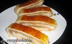Kelt almás kalács recept fotóval