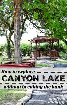 How to Explore Canyon Lake Without Breaking the Bank. Discovering the beauty of Canyon Lake through our stay at Canyon Lake Cabins. A great option for family travel in Texas. Texas Travel, New Travel, Paris Travel, Family Travel, Texas Vacations, Vacation Destinations, Vacation Ideas, Family Vacations, Vacation Spots