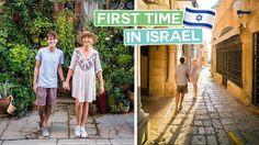 Primeira vez em Israel
