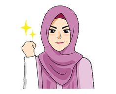 Sükut-u Lisan Selameti İnsan hijabi girl gif Doodle Cartoon, Cartoon Gifs, Hijab Drawing, Islamic Cartoon, Iphone Wallpaper Vsco, Hijab Cartoon, Islamic Girl, Hijabi Girl, Gif Pictures